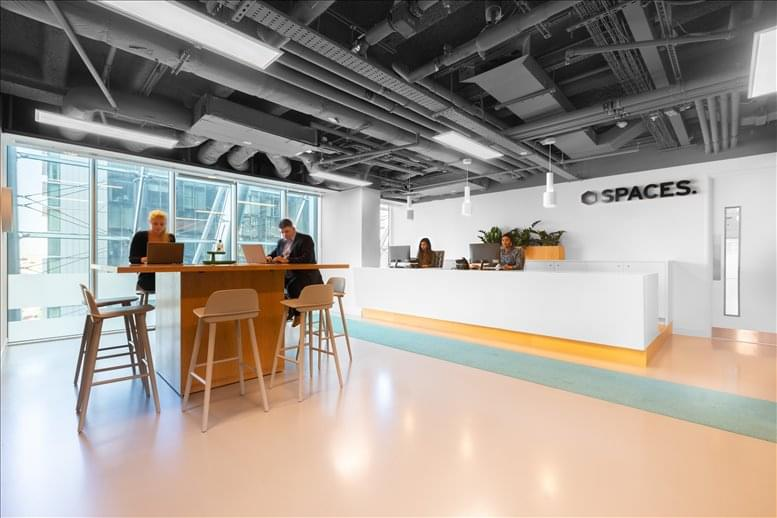 Photo of Office Space on Citypoint, 1 Ropemaker Street, City of London Moorgate