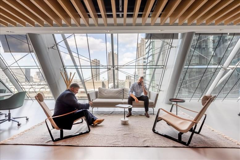 Office for Rent on Citypoint, 1 Ropemaker Street, City of London Moorgate