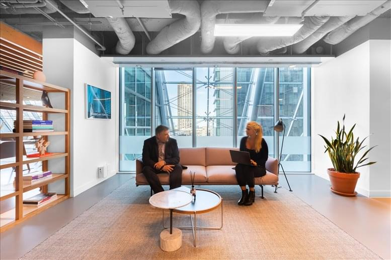Moorgate Office Space for Rent on Citypoint, 1 Ropemaker Street, City of London