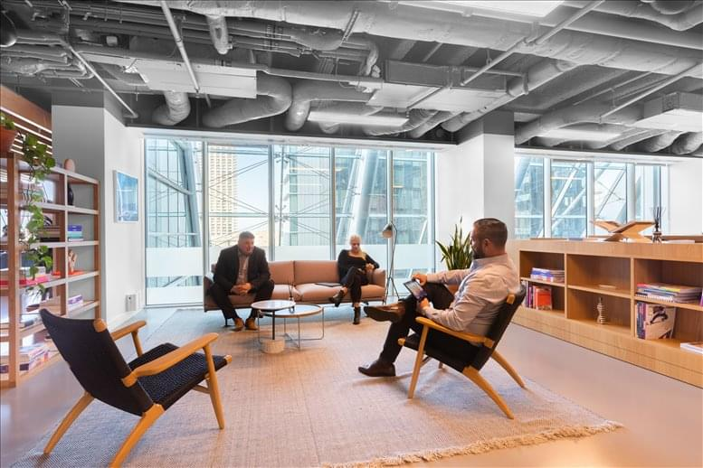 Rent Moorgate Office Space on Citypoint, 1 Ropemaker Street, City of London