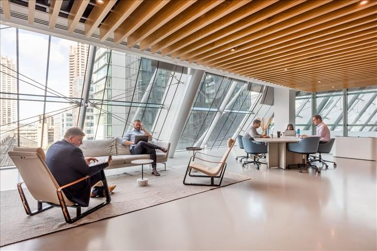Photo of Office Space available to rent on Citypoint, 1 Ropemaker Street, City of London, Moorgate