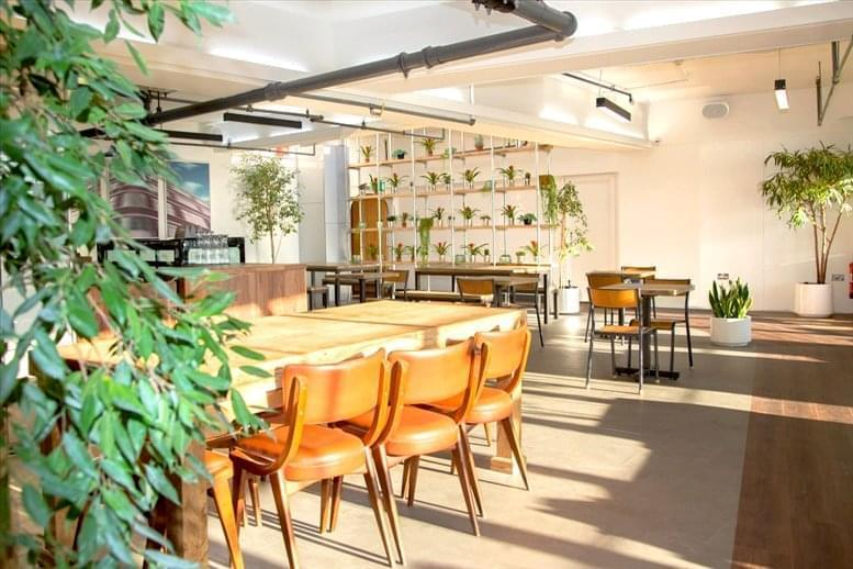 Clerkenwell Office Space for Rent on 40 Bowling Green Lane, Clerkenwell