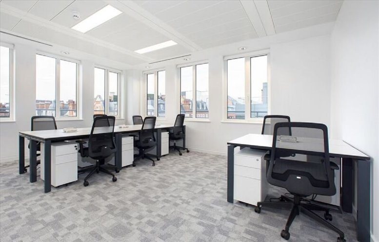 120 New Cavendish Street, Fitzrovia Office for Rent West End