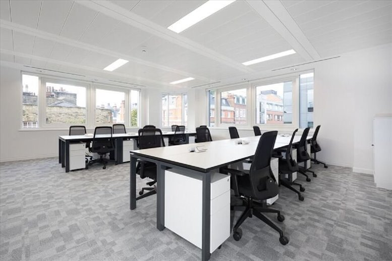 Picture of 120 New Cavendish Street, Fitzrovia Office Space for available in West End
