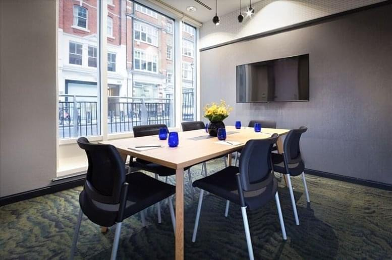Photo of Office Space on 120 New Cavendish Street, Fitzrovia West End