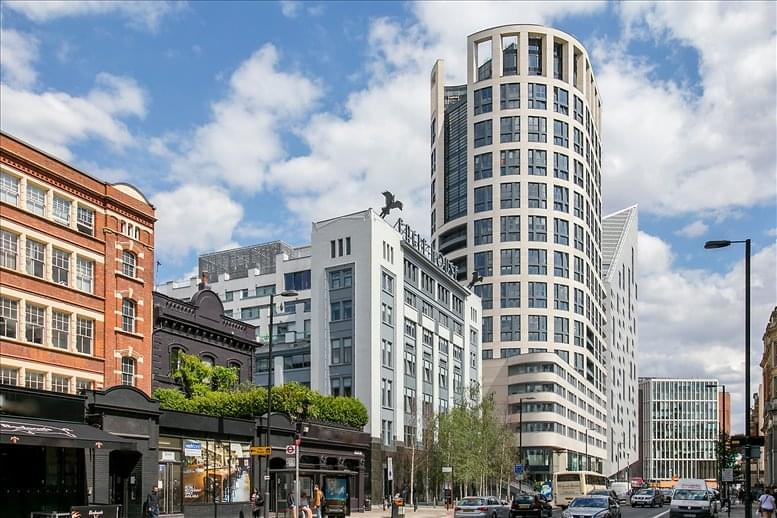 Westland Place Office Space Hoxton