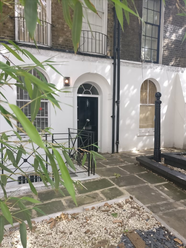 Picture of 207 Old Marylebone Road Office Space for available in Marylebone