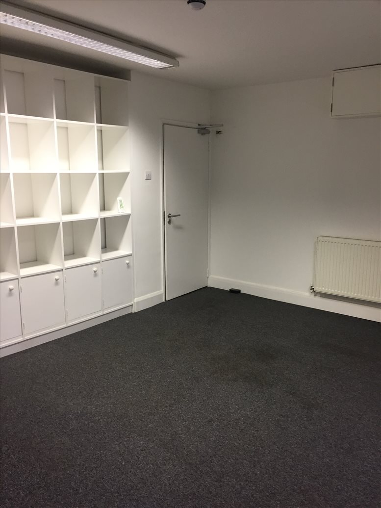 Image of Offices available in Marylebone: 207 Old Marylebone Road