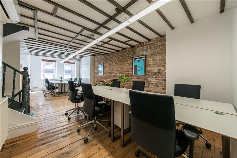 Image of Offices available in Shoreditch: 189-190 Shoreditch High Street, Hackney