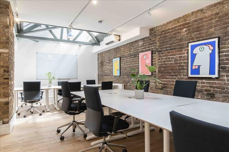 Rent Shoreditch Office Space on 189-190 Shoreditch High Street, Hackney