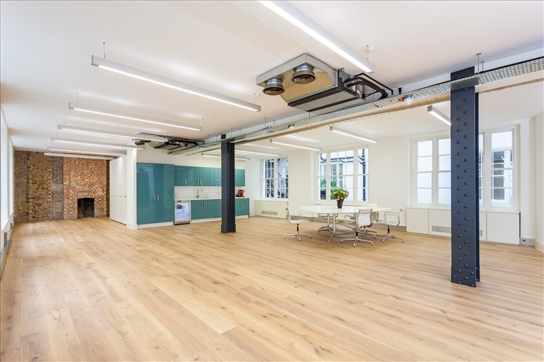 Fairfax House, 15 Fulwood Place, Holborn Office Space Chancery Lane