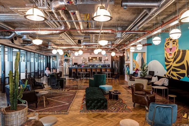 114 Whitechapel High Street, Aldgate Office Space Aldgate East