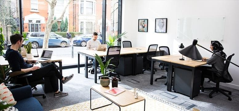 Photo of Office Space on Kings House, 174 Hammersmith Road Hammersmith