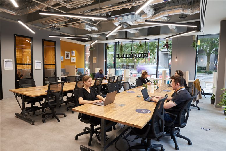 Office for Rent on Kings House, 174 Hammersmith Road Hammersmith