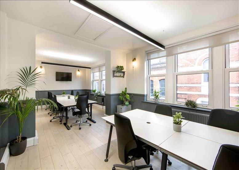 Picture of 82 Rivington Street, Shoreditch Office Space for available in Shoreditch