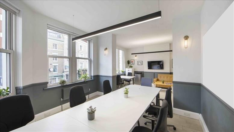 Image of Offices available in Shoreditch: 82 Rivington Street, Shoreditch