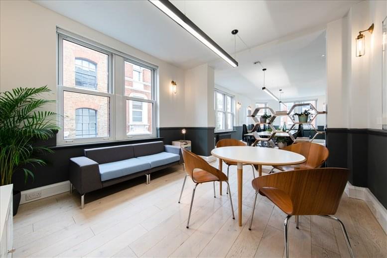 Rent Shoreditch Office Space on 82 Rivington Street, Shoreditch