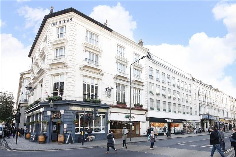 5-11 Westbourne Grove, Bayswater Office for Rent Notting Hill