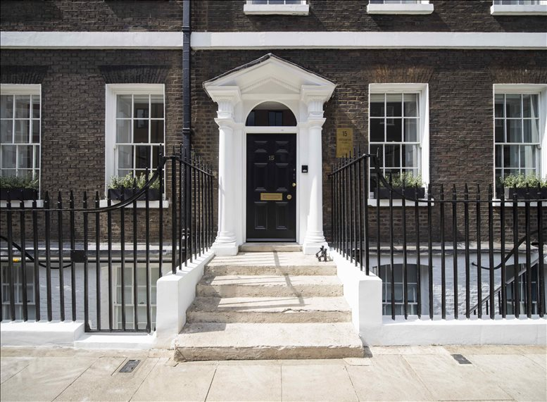 Photo of Office Space on 14-15 Southampton Place - WC1A