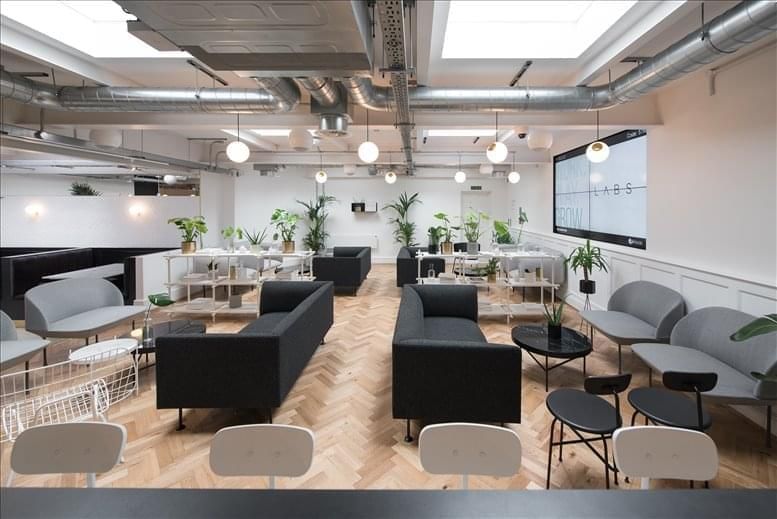 Office for Rent on 14-15 Southampton Place Holborn