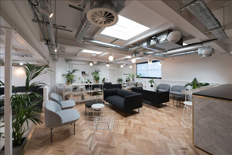 Image of Offices available in Holborn: 14-15 Southampton Place