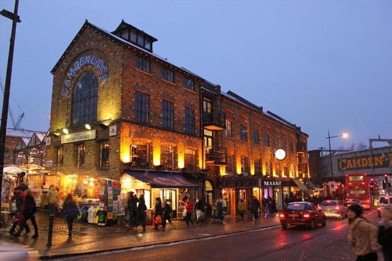Photo of Office Space available to rent on 54-56 Camden Lock Place, Camden Town