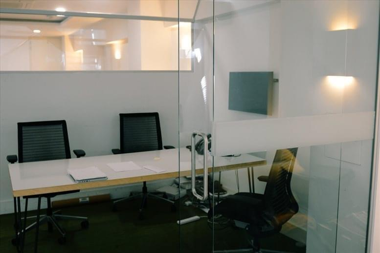 Picture of 18 Hanway Street, Fitzrovia Office Space for available in Tottenham Court Road