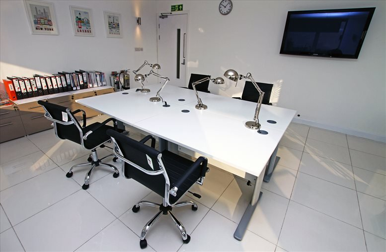 Image of Offices available in Westminster: Millbank Tower, 21-24 Millbank, Westminster