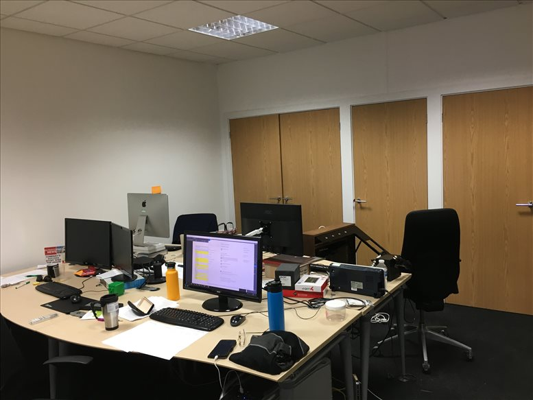 Photo of Office Space on The I O Centre, Armstrong Road, The Royal Arsenal Woolwich Woolwich