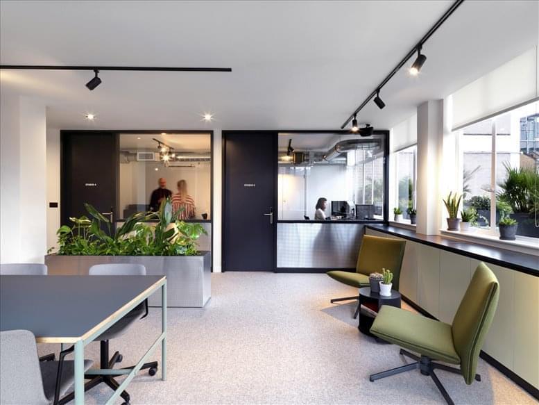 151 Wardour Street, London Office Space Soho