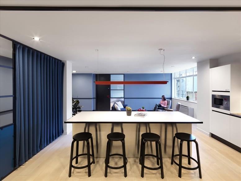 151 Wardour Street, London Office for Rent Soho