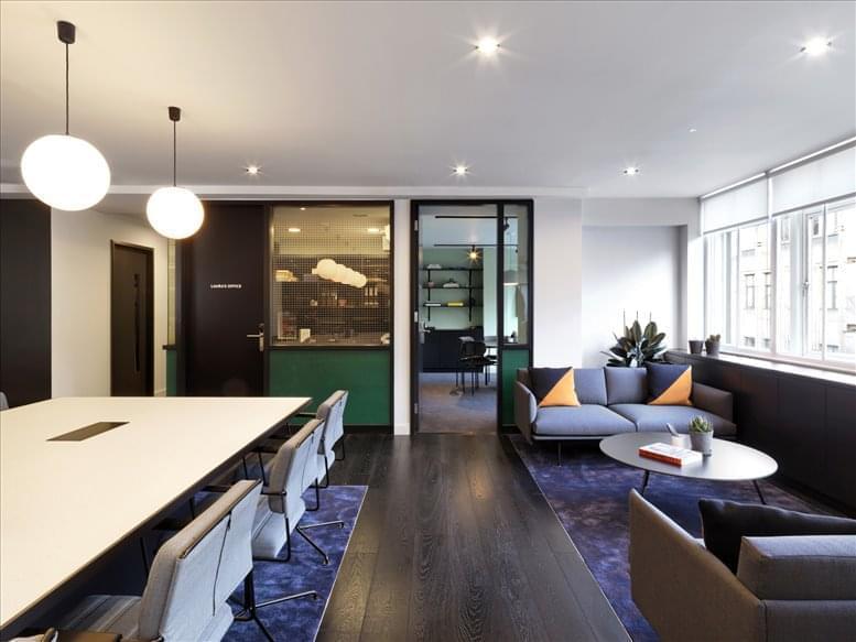 Office for Rent on 151 Wardour Street, London Soho