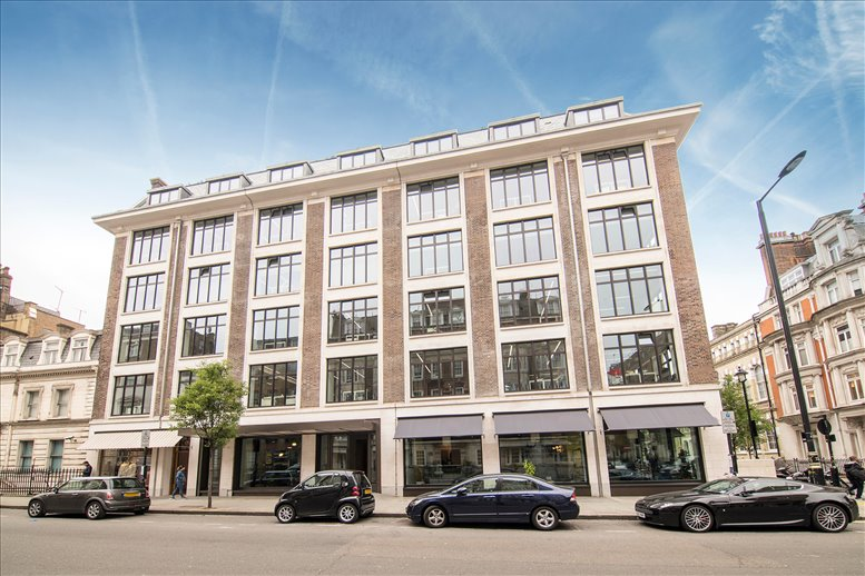 Photo of Office Space on The Harley Building, 77 New Cavendish Street, London Fitzrovia