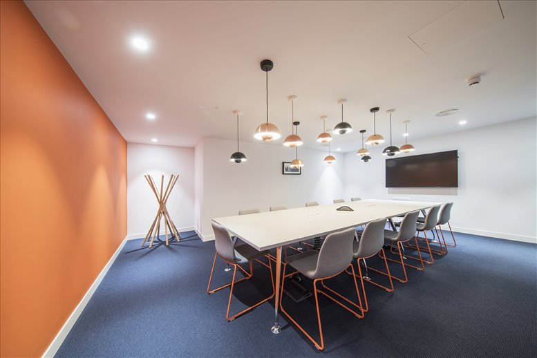 Office for Rent on The Harley Building, 77 New Cavendish Street, London Fitzrovia