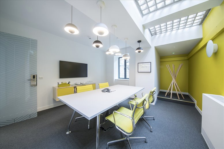 Image of Offices available in Fitzrovia: The Harley Building, 77 New Cavendish Street, London