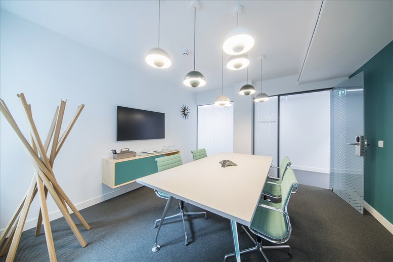 Fitzrovia Office Space for Rent on The Harley Building, 77 New Cavendish Street, London