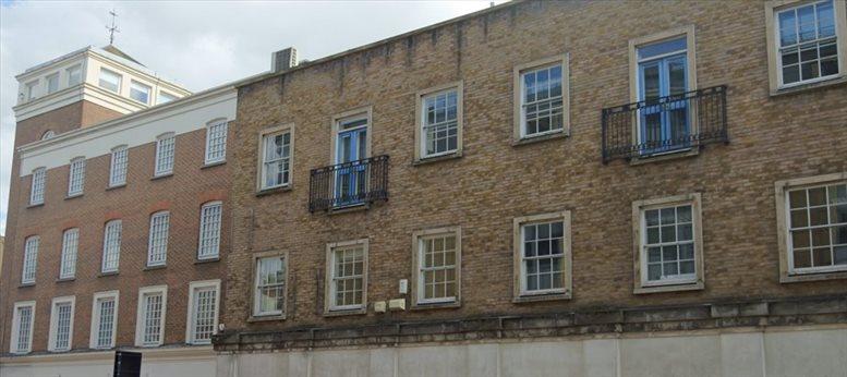 Office for Rent on 7 Bath Place, Rivington Street Hackney