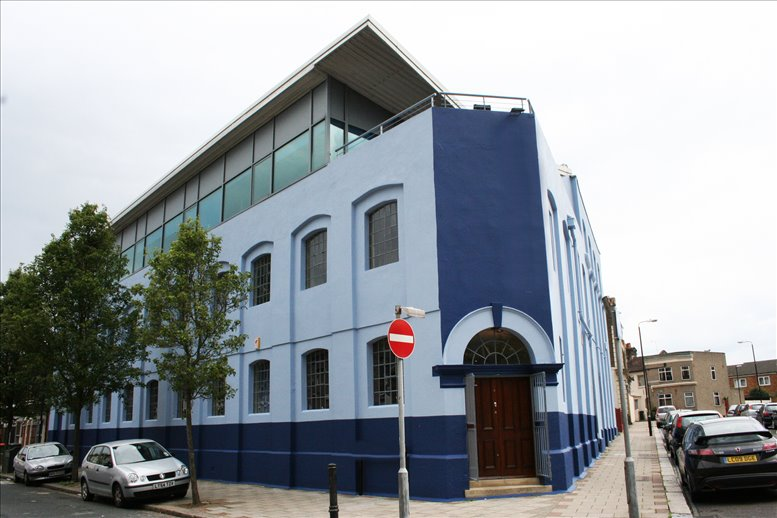 Kalbarri House, 107-109 London Road available for companies in East London