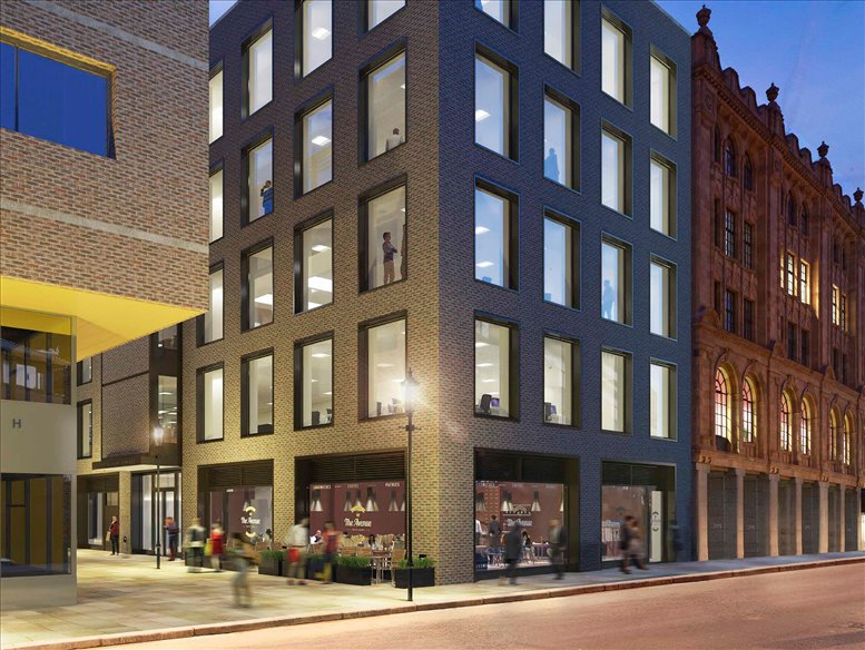 50 Sloane Avenue available for companies in Chelsea