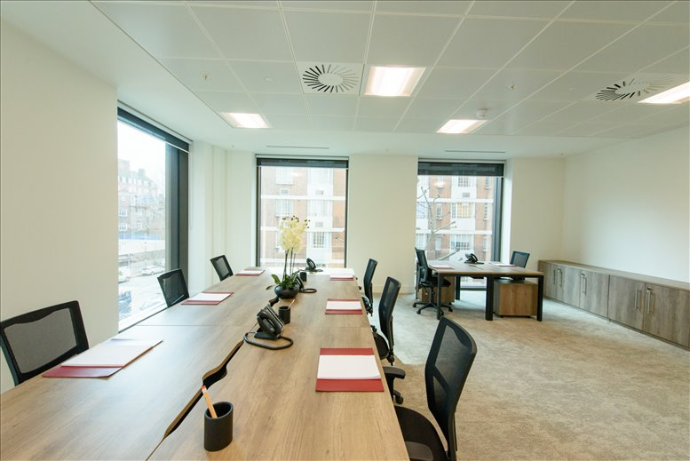 Photo of Office Space on 50 Sloane Avenue Chelsea
