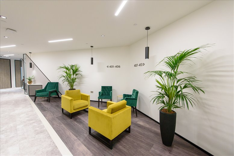 Image of Offices available in Chelsea: 50 Sloane Avenue