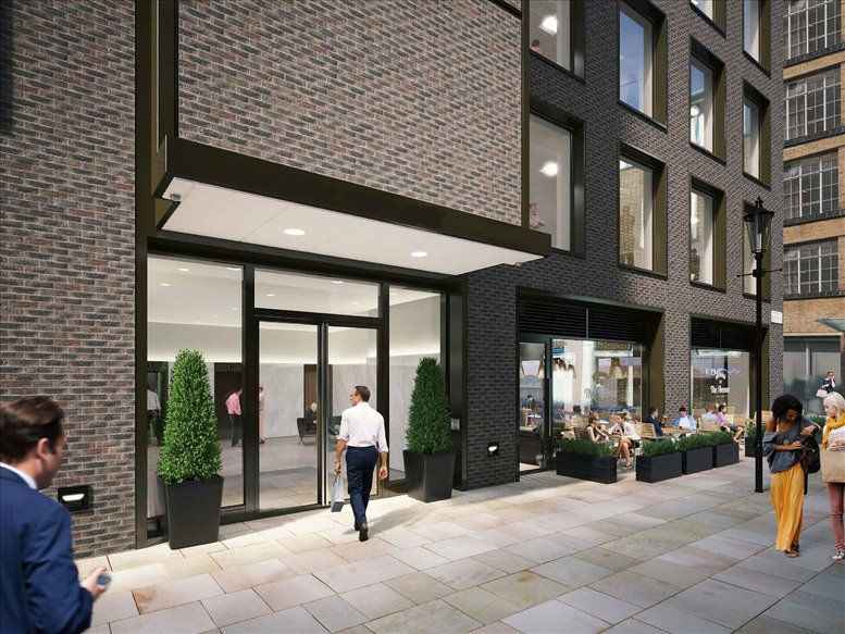 Chelsea Office Space for Rent on 50 Sloane Avenue