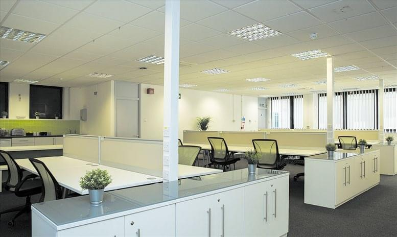 Photo of Office Space on The Business Xchange Hub, Marco Polo House, 3-5 Lansdowne Road Croydon