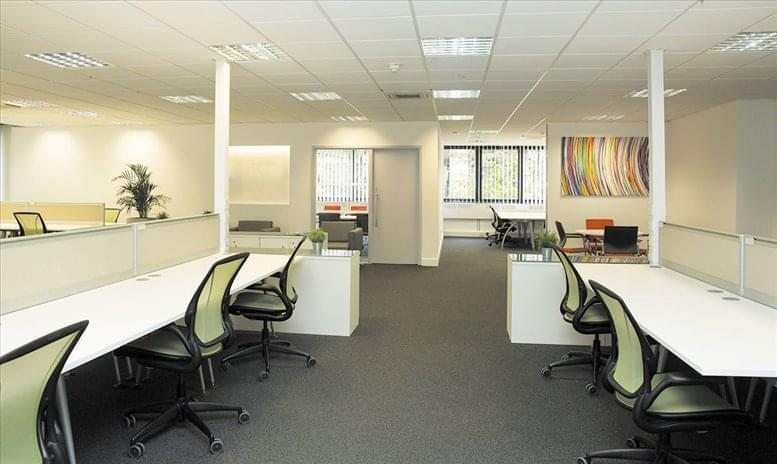 Picture of The Business Xchange Hub, Marco Polo House, 3-5 Lansdowne Road Office Space for available in Croydon
