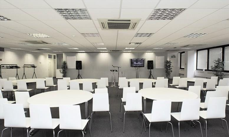 Croydon Office Space for Rent on The Business Xchange Hub, Marco Polo House, 3-5 Lansdowne Road