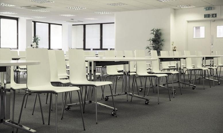 Rent Croydon Office Space on The Business Xchange Hub, Marco Polo House, 3-5 Lansdowne Road