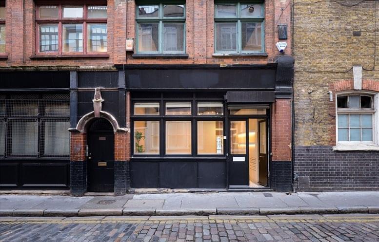 20 Coronet Street, Hoxton Office Space Hoxton
