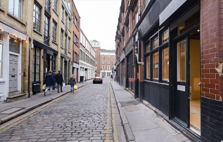Photo of Office Space on 20 Coronet Street, Hoxton Hoxton
