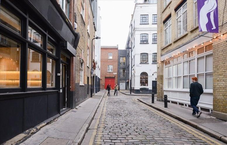 20 Coronet Street, Hoxton Office for Rent Hoxton