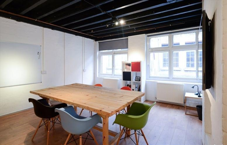 Picture of 20 Coronet Street, Hoxton Office Space for available in Hoxton